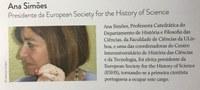Ana Simões eleita Presidente da ESHS