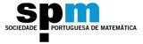 Sociedade Portuguesa de Matemática