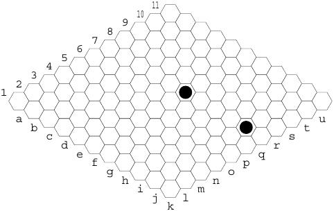 Hex:um salto demasiado longo