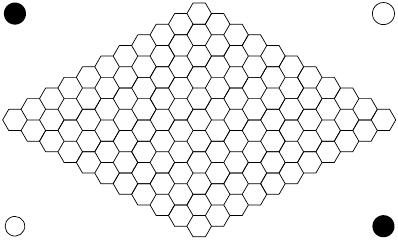 Hex: tabuleiro